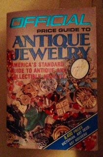 9780876372890: The Official Price Guide To Antique Jewelry (5th Edition)
