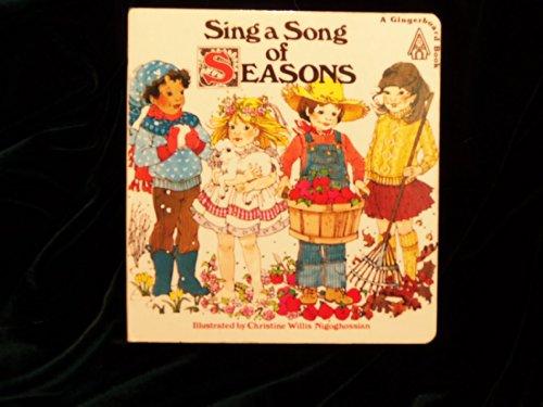Sing a Song of Seasons, board book: Nigoghossian, Christine Willis,