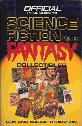 9780876377543: Science Fiction and Fantasy Collectibles: Third Edition