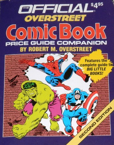 Comic Companion 2 (9780876377642) by House Of Collectibles