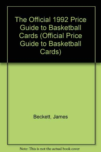 9780876378656: Basketball Cards: 1st edition (Official Price Guide to Basketball Cards)