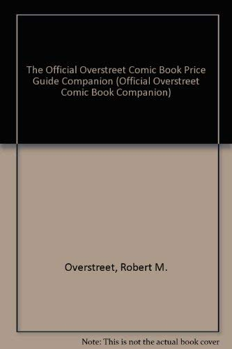 9780876378687: Overstreet Comic Book PG Companion: 5th edition (Overstreet Comic Book Companion)