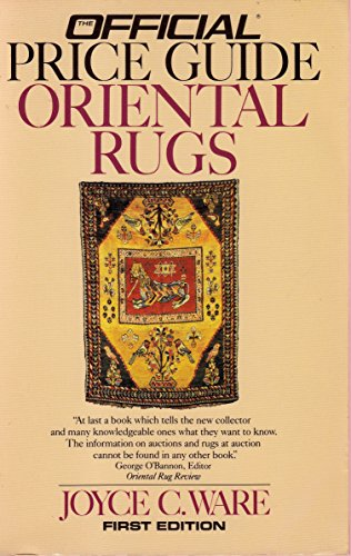 9780876378823: Official Price Guide Oriental Rugs: 1st Ed.