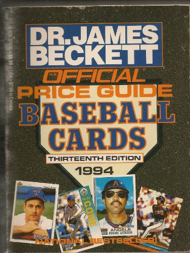 9780876379066: Baseball Cards, 13th edition