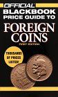 9780876379455: Official Blackbook PG to World Coins, 1st Edition