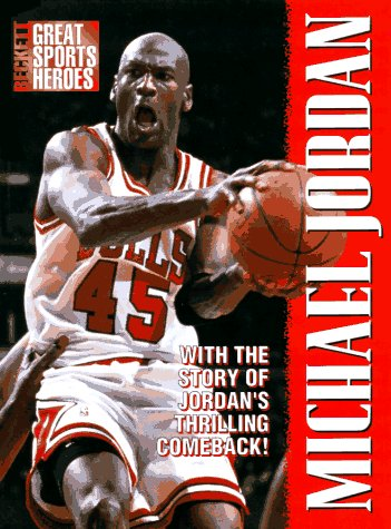 9780876379790: Beckett Great Sports Heroes: Michael Jordan