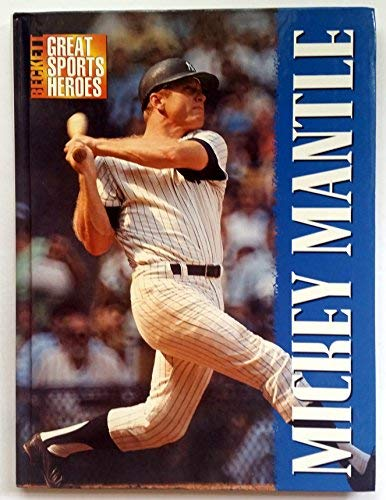 9780876379820: Beckett Great Sports Heroes: Mickey Mantle