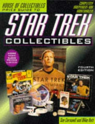 9780876379943: House of Collectibles Price Guide to Star Trek Collectibles, 4th edition (OFFICIAL PRICE GUIDE TO STAR TREK COLLECTIBLES)