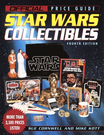 9780876379950: House of Collectibles Price Guide to Star Wars Collectibles: 4th edition (OFFICIAL PRICE GUIDE TO STAR WARS COLLECTIBLES)