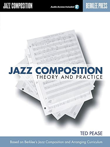 9780876390016: Jazz Composition: Theory and Practice