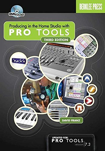 9780876390085: Producing in the Home Studio with Pro Tools