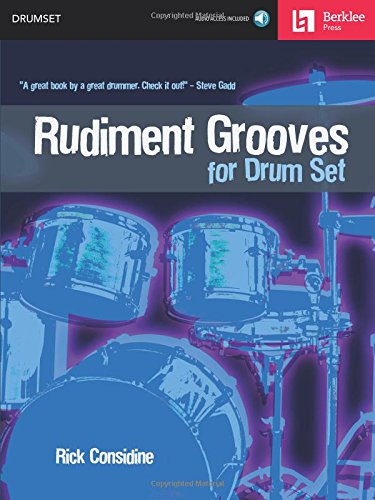 9780876390092: Rudiment Grooves for Drum Set
