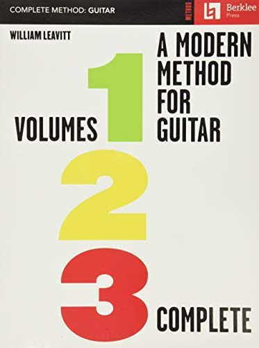9780876390115: A Modern Method for Guitar - Volumes 1, 2, 3 Complete