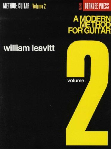 9780876390153: A Modern Method for Guitar: Volume 2