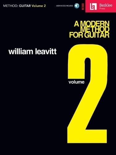 9780876390160: A Modern Method for Guitar: 2