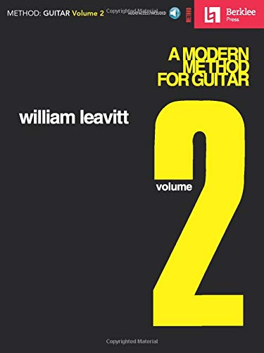 Modern Method for Guitar: Leavitt, William