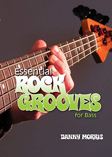 9780876390375: Essential Rock Grooves for Bass