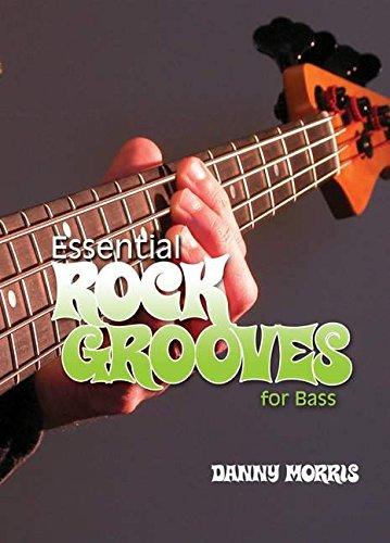 9780876390375: Essential Rock Grooves for Bass: Berklee Workshop Series