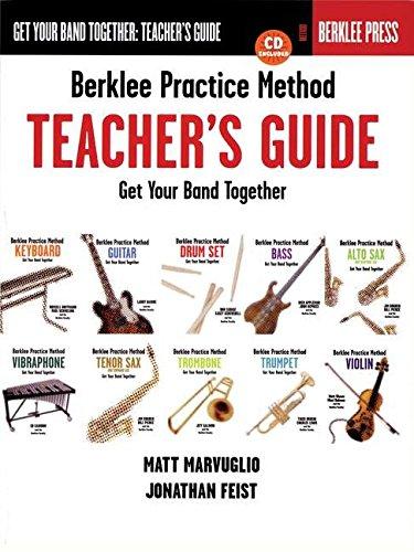 9780876390436: Berklee Practice Method: Teacher's Guide: Get Your Band Together