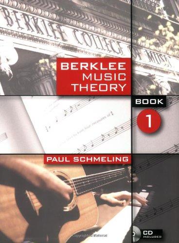 9780876390467: Berklee Music Theory - Book 1