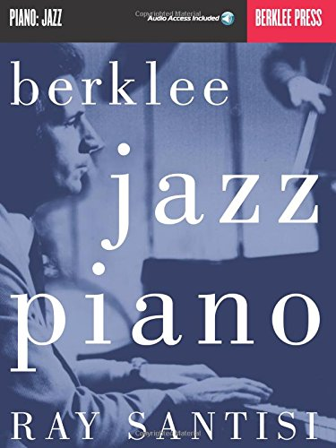 9780876390504: Berklee Jazz Piano Book/Online Audio