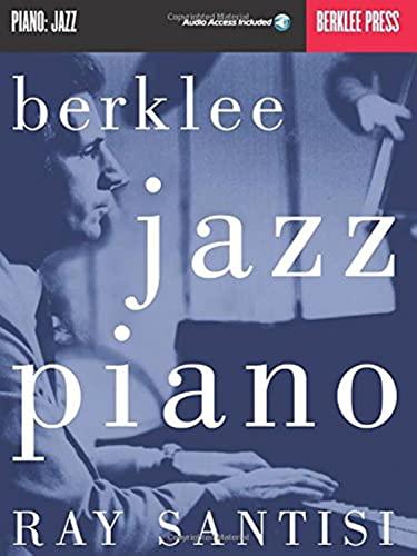 9780876390504: Berklee Jazz Piano: Piano Jazz + CD
