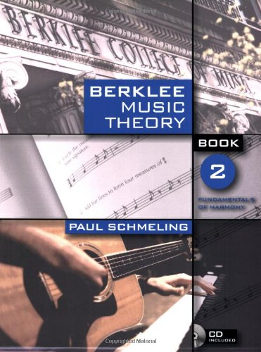 9780876390665: Berklee Music Theory - Book 2: Fundamentals of Harmony