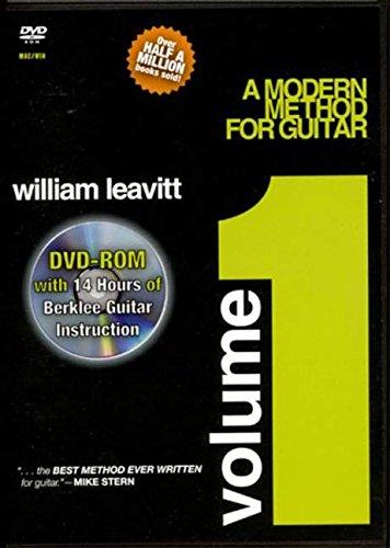 9780876390702: Leavitt Mod Method Gtr Vol 1 Dvdrom