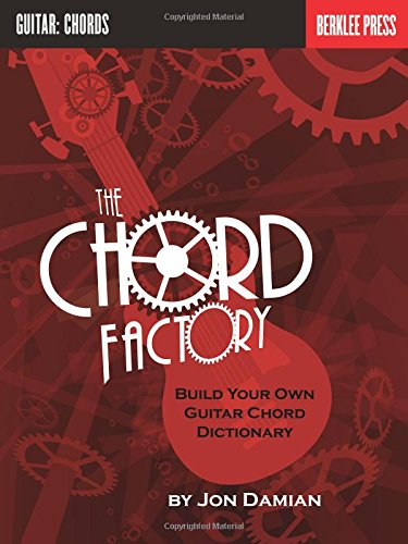 9780876390757: The Chord Factory: Build Your Own Guitar Chord Dictionary