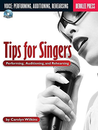 9780876390894: Tips for Singers: Performing, Auditioning and Rehearsing - BK/CD