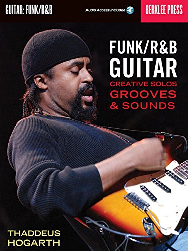 9780876390917: Funk/R&B Guitar: Creative Solos, Grooves & Sounds Bk/Online Audio