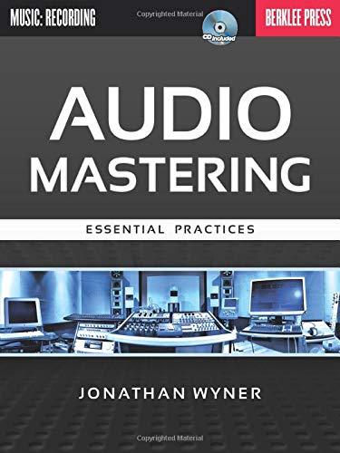 9780876390948: Audio Mastering: Essential Practices