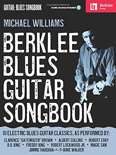 9780876391006: Berklee Blues Guitar Songbook (Guitar: Blues Songbook)