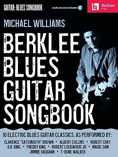 9780876391006: Berklee Blues Guitar Songbook