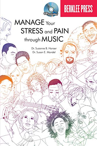 9780876391013: Manage Your Stress and Pain Through Music Book/CD