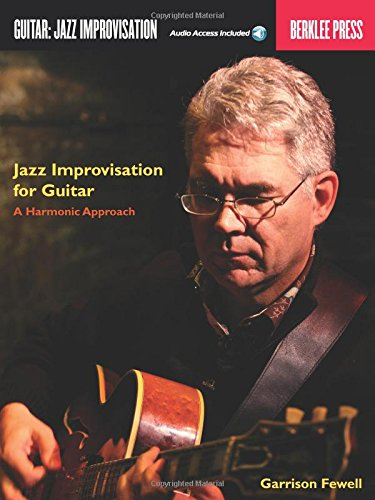 9780876391044: Jazz Improvisation For Guitar - A Harmonic Approach (Berklee Press Book/Online Audio)