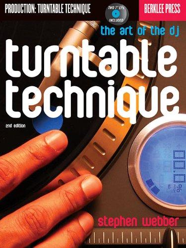 9780876391051: Turntable Technique: The Art of the DJ (Berklee Guide)