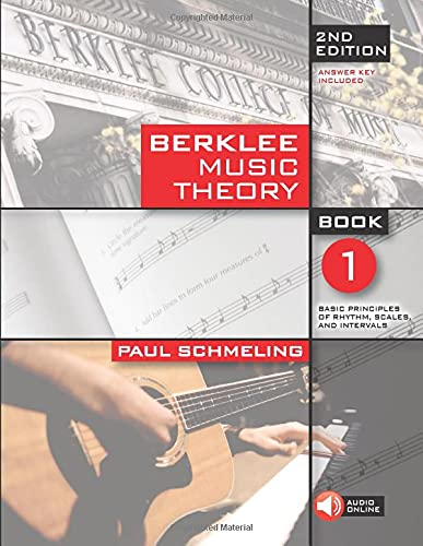 9780876391105: Berklee Music Theory: Book 1/ Basic Principles of Rhythm, Scales, and Intervals