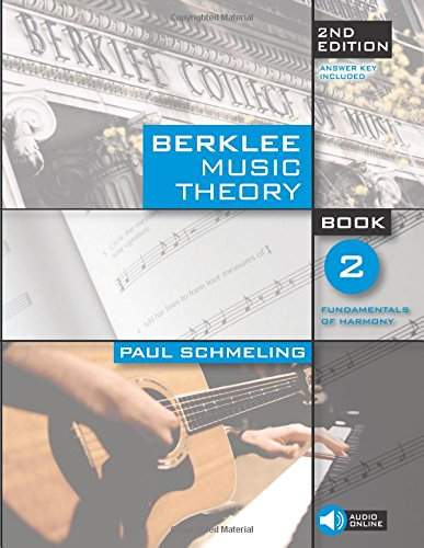 9780876391112: Berklee Music Theory Book 2 (Book/Cd) 2nd Edition