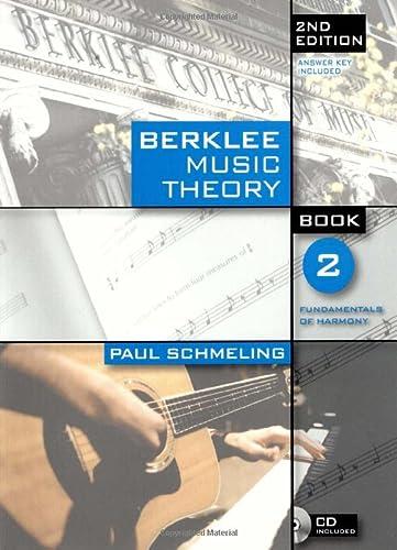 9780876391112: Berklee Music Theory Book 2