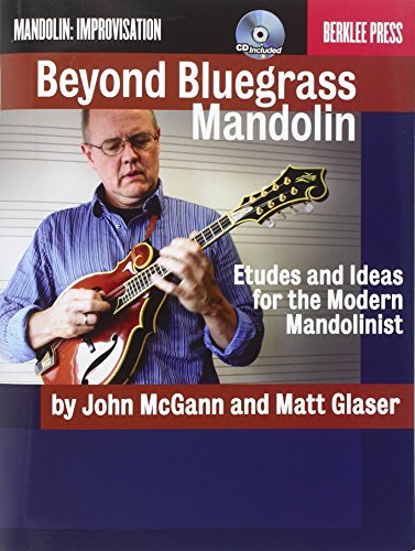 9780876391136: Beyond Bluegrass Mandolin: Etudes and Ideas for the Modern Mandolinist