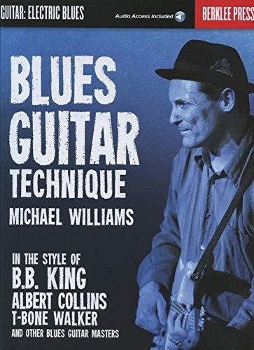 9780876391143: Blues Guitar Technique + Downloading code