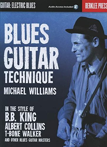 9780876391143: Blues Guitar Technique