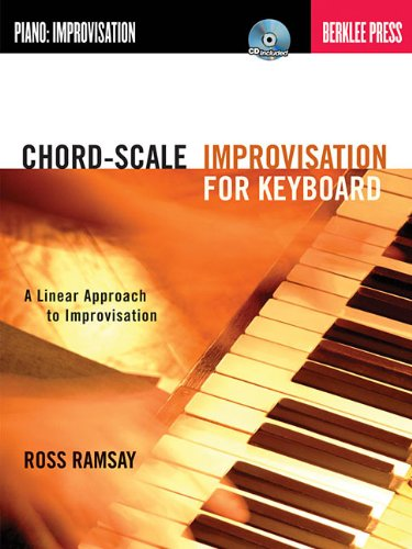 9780876391167: Chord-Scale Improvisation for Keyboard: A Linear Approach to Improvisation