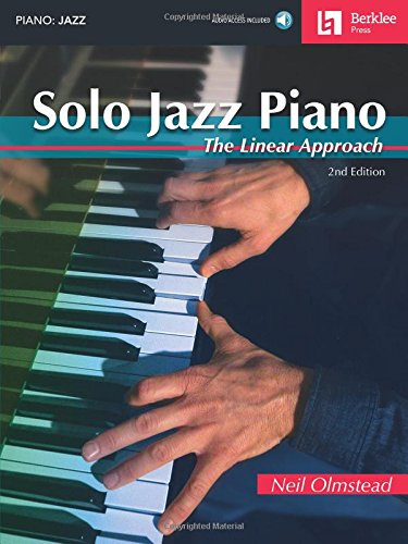 9780876391204: Solo Jazz Piano: The Linear Approach - Berklee Press Book/CD (2nd Edition)