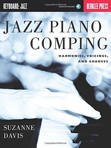 9780876391259: Jazz Piano Comping - Berklee Press Bk/Online Audio