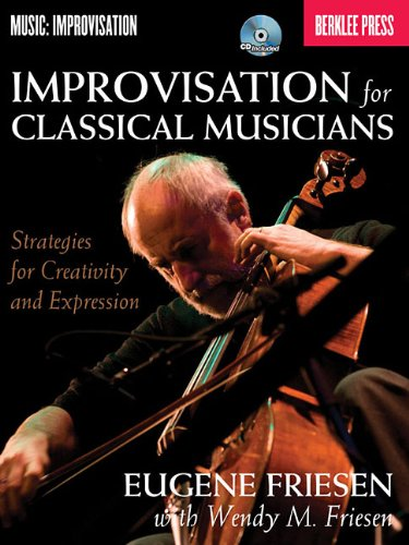 9780876391297: Improvisation for Classical Musicians: Strategies for Creativity and Expression