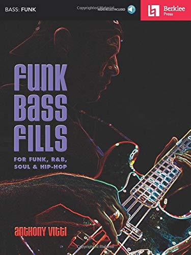 9780876391303: Funk Bass Fills: For Funk, R&B, Soul & Hip-Hop