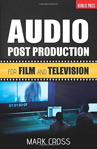 9780876391341: Audio Post Production: For Film and Television