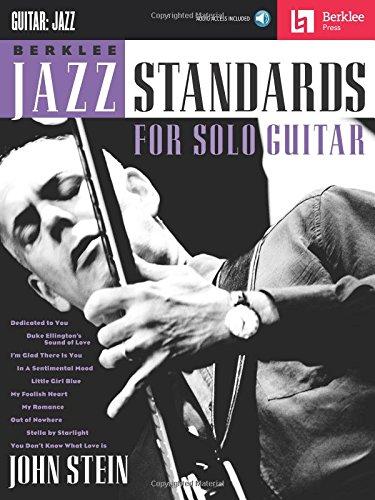 9780876391365: Berklee Jazz Standards for Solo Guitar - Berklee Press Bk/Online Audio